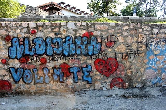 Graffiti Novi Pazar