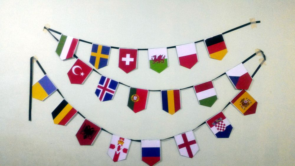 Olympic Theme Party 1