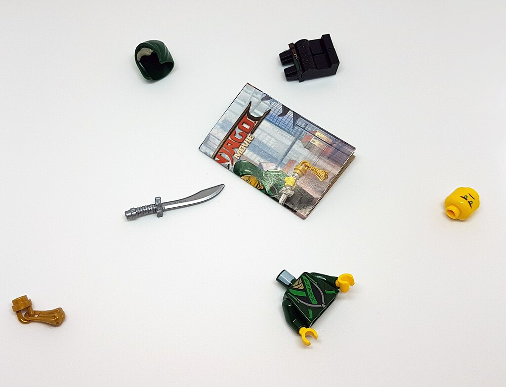 30609 Lloyd polybag - parts