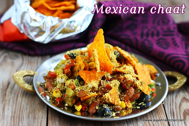 Mexican -chaat