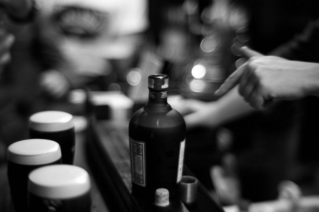 Beers & Cameras in the Paul Pry