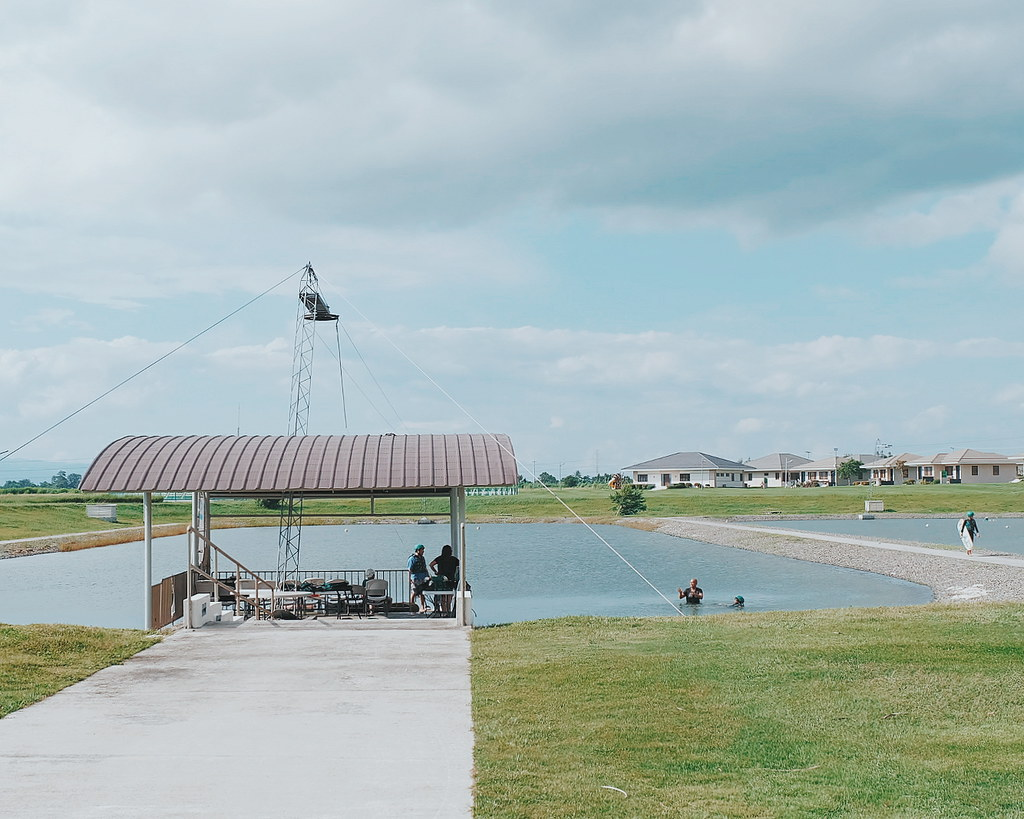 Wakeboarding at Pradera Verde