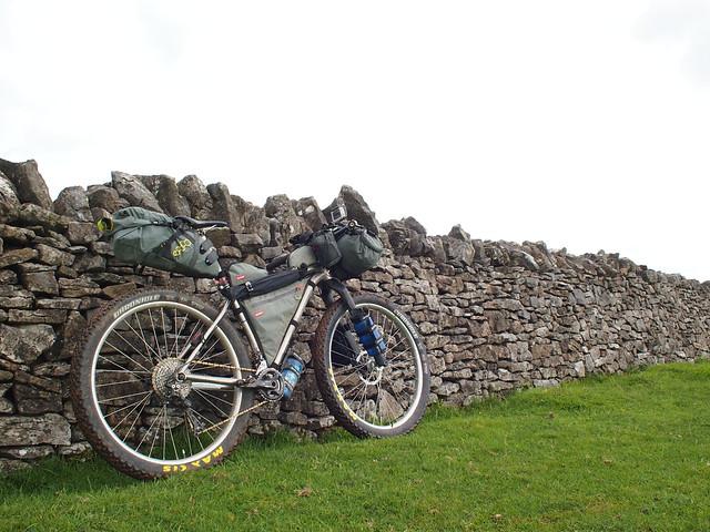 Wessex Bikepacking Trip