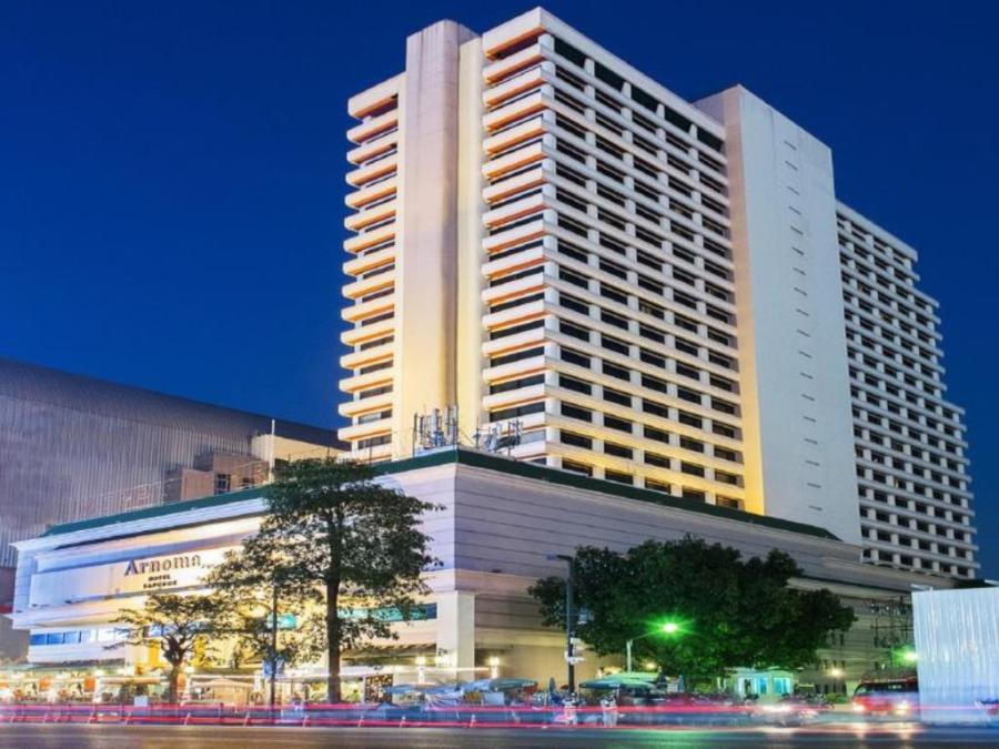 Arnoma Grand,Big C超市,曼谷住宿,曼谷自由行,阿諾瑪大飯店 @VIVIYU小世界