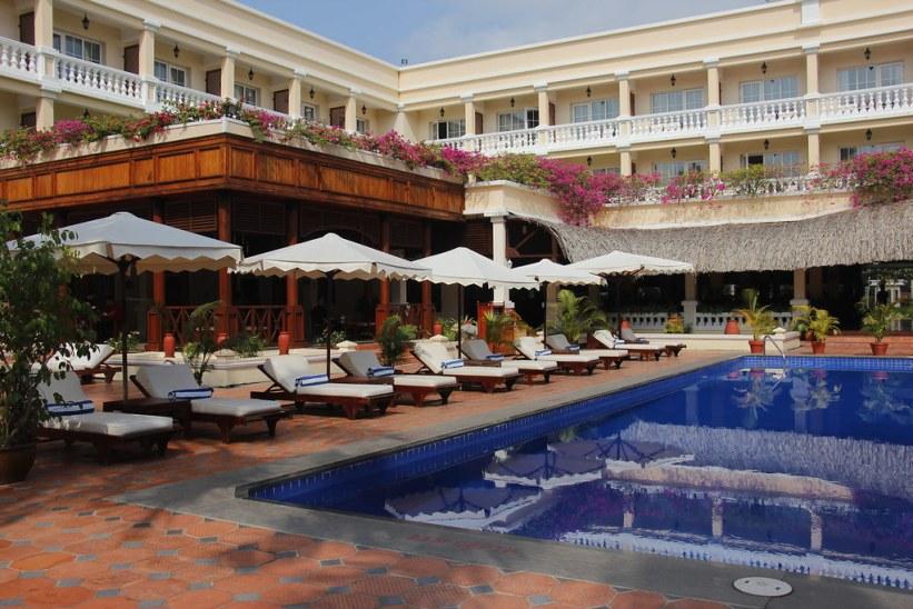 det bedste hotel i Can Tho, Vietnam