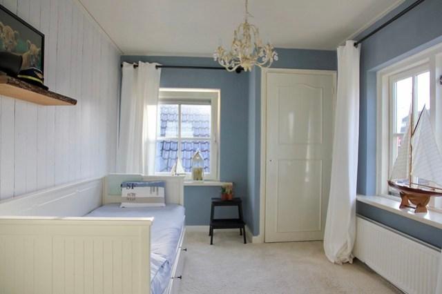 Kinderkamer blauw