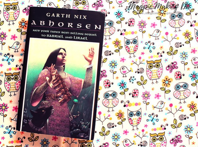 Abhorsen Book Review
