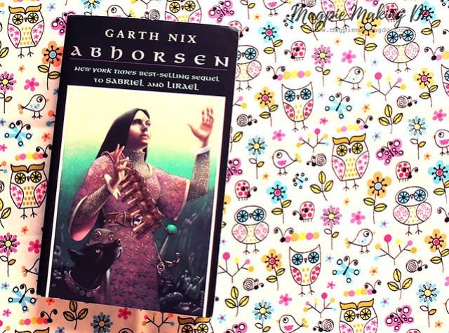 Abhorsen Book Review