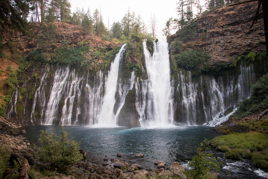 08.19. McArthur-Burney Falls State Park