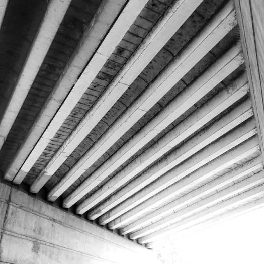 250/365 Under the bridge
