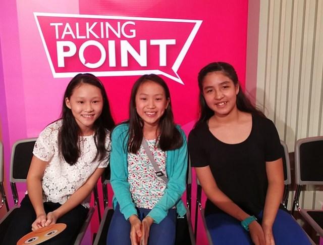 Talking Point 2016/2017
