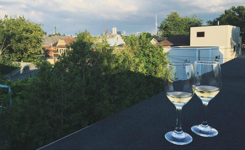 Drink on the Roof