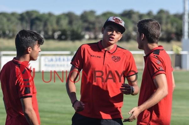 Valladolid 1-1 Rayo (pretemporada)