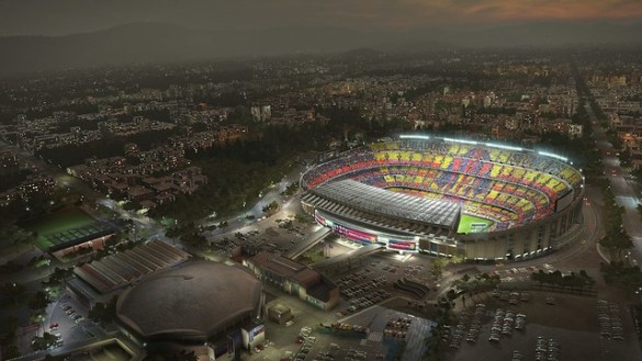 PES 18 Stadium