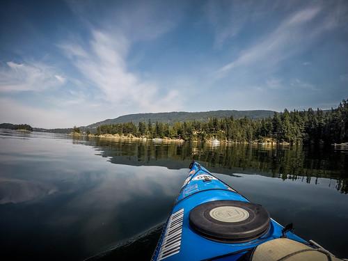 Kayaking Bellingham Bay-11