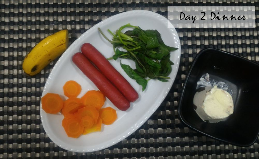 Military Diet Day 2C