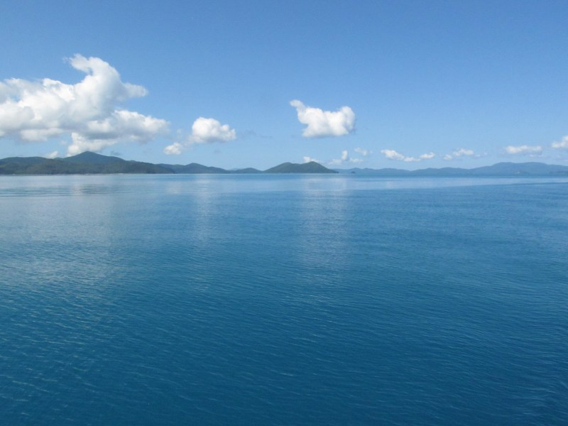 Off the Queensland Coast – The Great Barrier Reef, Fraser