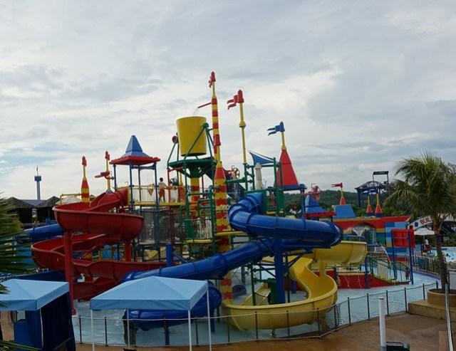 Legoland Water Park Playground