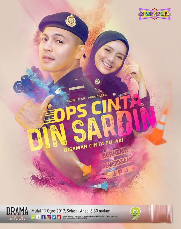 Poster Ops Cinta Din Sardin