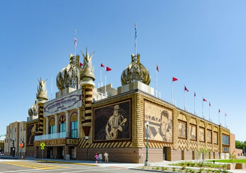 Mitchell Corn Palace-001