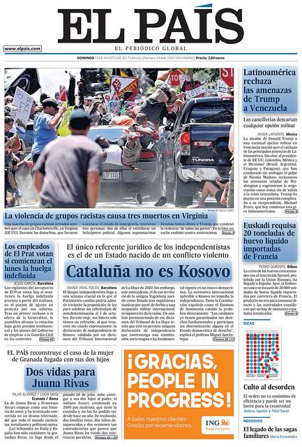 El País 13-8-2017 07