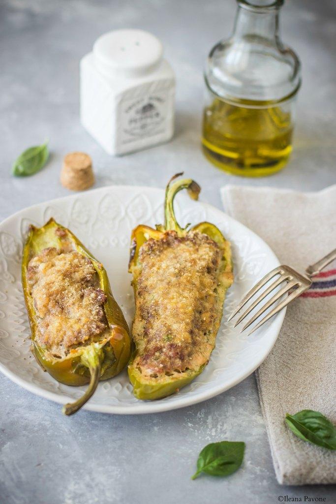 Peperoni ripieni di carne_2