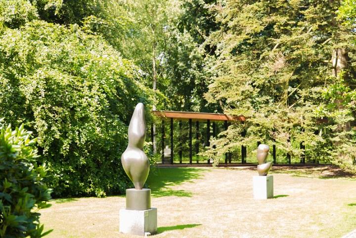 Louisiana Museum, Humlebæk, Denmark
