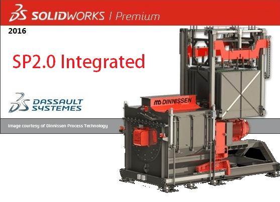 Phần mềm solidworks 2016 SP 2.0 64bit full crack