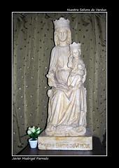 Imagen de la Virgen María de Verdun.