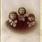 Three Sisters In Defiance, Ohio.