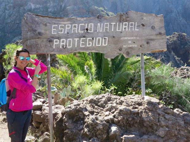 Espacio Natural Protegido de Masca