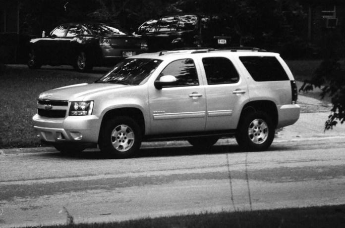Chunky SUV