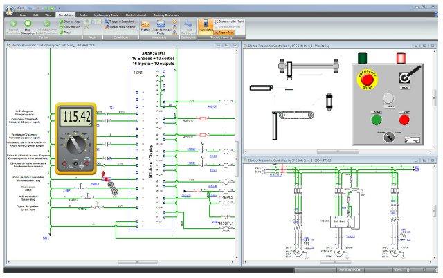Thiết kế mạch với Phần mềm Automation Studio 6.0 32bit full crack