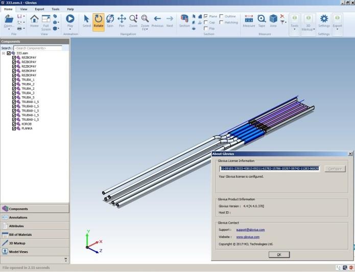 Working with Geometric Glovius Pro v4.4.0.370 full license