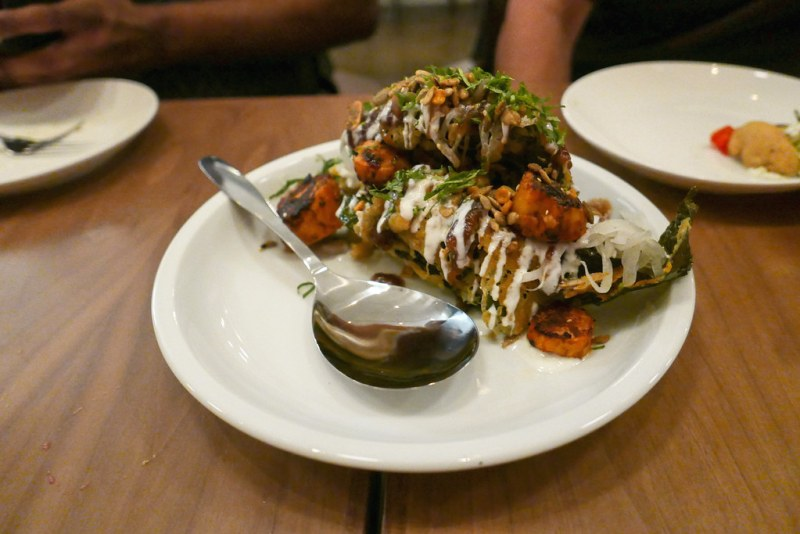 Kale Chaat and