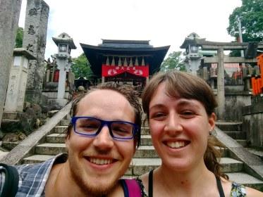 Summit of Mount Inari
