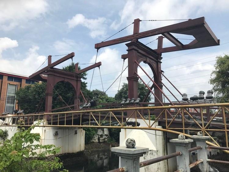Kota Intan Bridge