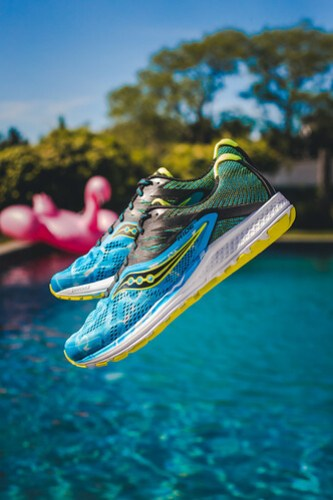 Ride 10 - Saucony Endless Summer 2017