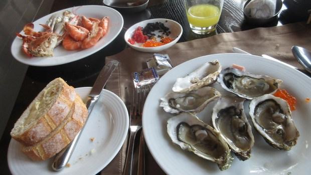Pattaya Hilton Buffet Edge Restaurant
