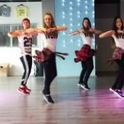 Duele El Corazon - Enrique Iglesias ft Wisin - Fitness Dance Choreography.