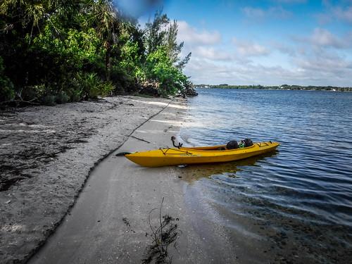 Indian River Paddling-8