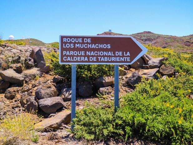 Visitar observatorio de La Palma