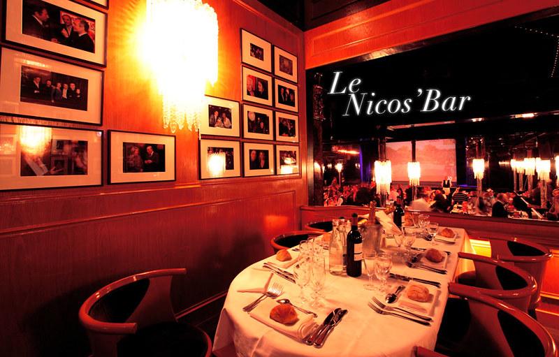 · Paradis Latin · Le Nico's Bar ·