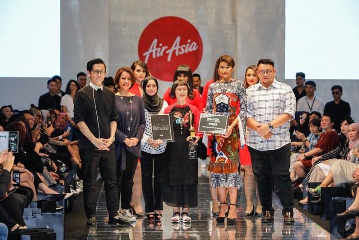 Senarai Pemenang Pusingan Akhir AirAsia Runway Ready Designer Search 2017
