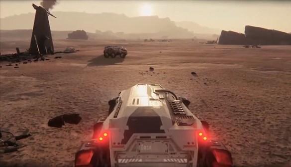 Star Citizen - Rover