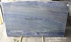 Azul Macaubas Quartzite Countertop Slabs