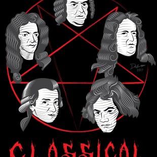 Heavy Classical Pentagram