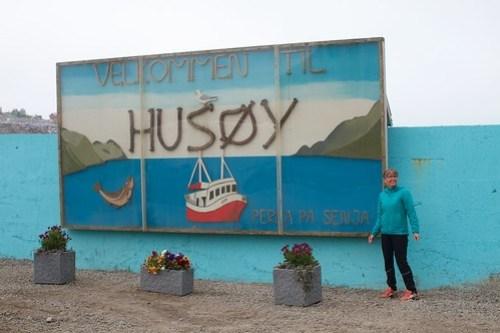 Fremme på Husøy, Senja