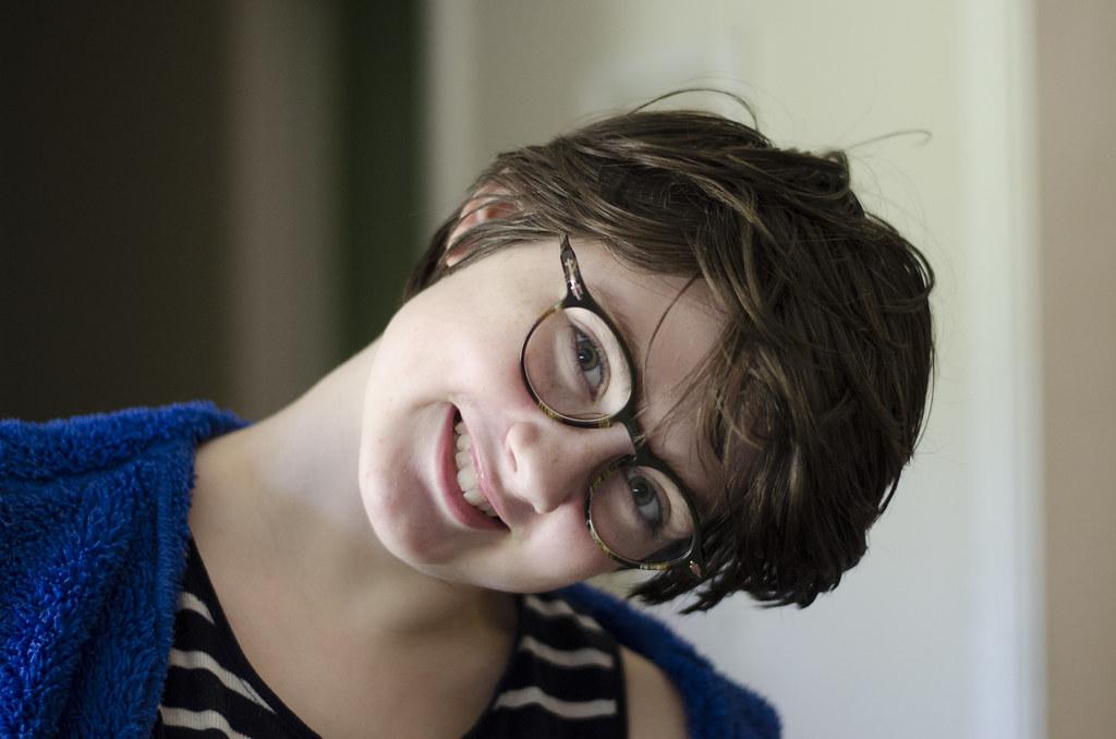 Lillia new glasses 2