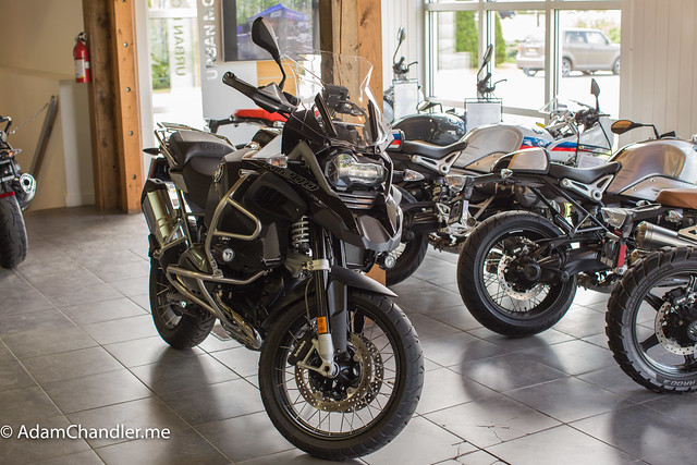 BMW 2017 R1200 GS Adventure